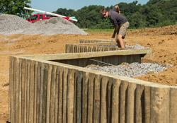 building jumps